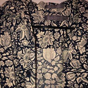 Men's Casual Button-Up Shirt